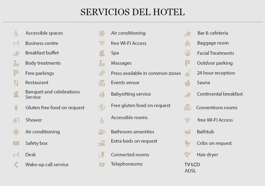 hotel cerca de madrid sur